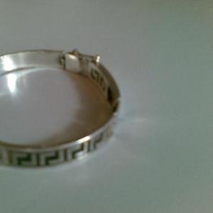 Продам браслет серебряный, ручной работы.