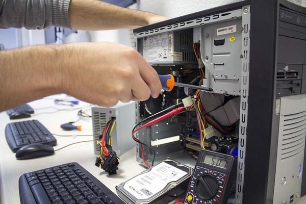 Ремонт и настройка компьютеров 4