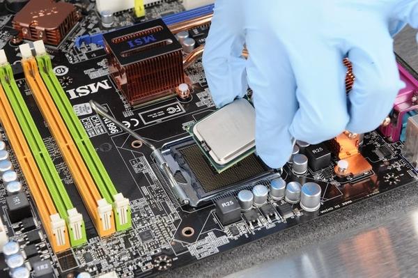 Ремонт и настройка компьютеров 5
